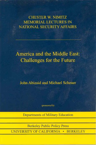 9780877724315: America and the Middle East: Challenges for the Future