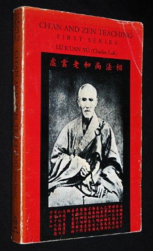 9780877730095: Chan and Zen Teaching