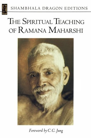9780877730248: The Spiritual Teachings of Ramana Maharshi (Shambhala Dragon Editions)