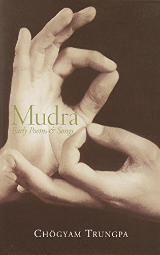 9780877730514: Mudra: Early Songs and Poems