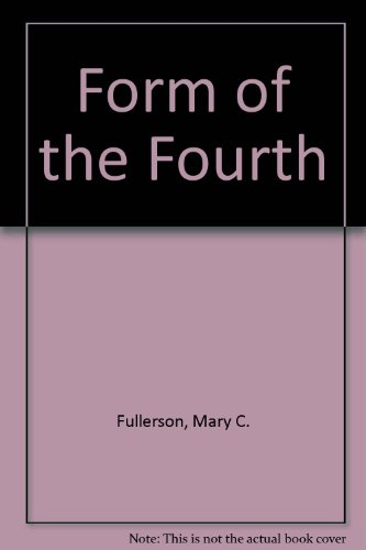 9780877730637: Form of the Fourth