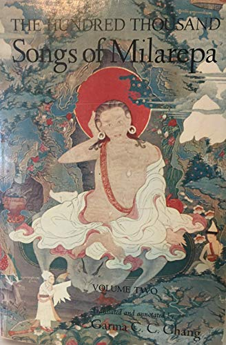 9780877730965: The Hundred Thousand Songs of Milarepa, Vol. 2