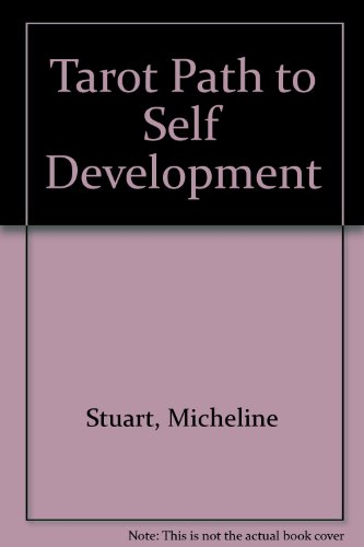 9780877731108: The Tarot Path to Self Development