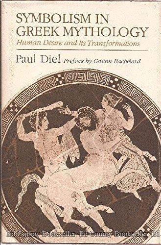 9780877731788: Symbolism in Greek Mythology
