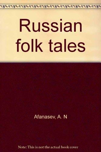 9780877731955: Russian folk tales