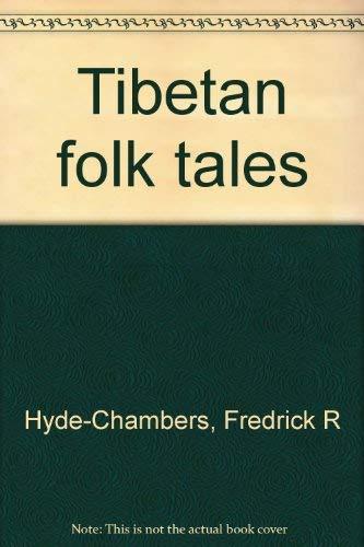 9780877732150: Tibetan Folk Tales
