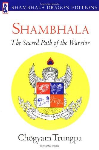 9780877732648: Shambhala: Sacred Path of the Warrior