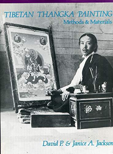 Tibetan Thangka Paint: Jackson, David