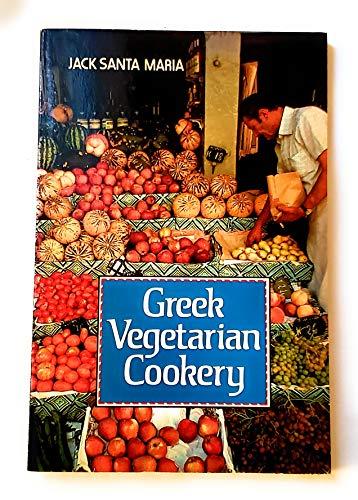 9780877733324: Greek Vegetarian Cookery