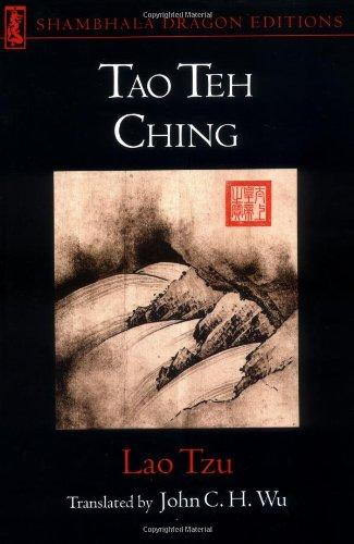 Lao Tzu: Tao Te Ching (Asian Institute: Lao Tzu