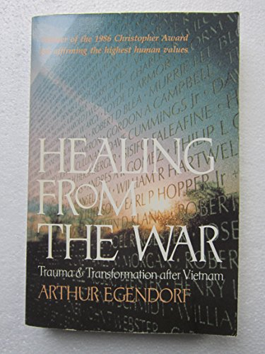 9780877733959: Healing from the War