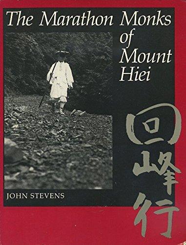 9780877734154: The Marathon Monks of Mount Hiei
