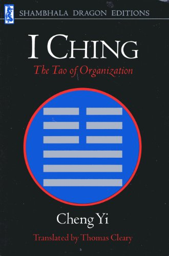 9780877734192: I Ching: The Tao of Organization (Shambala dragon editions)