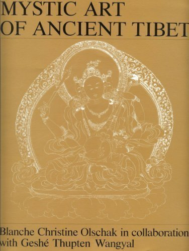 9780877734291: Mystic Art of Ancient Tibet