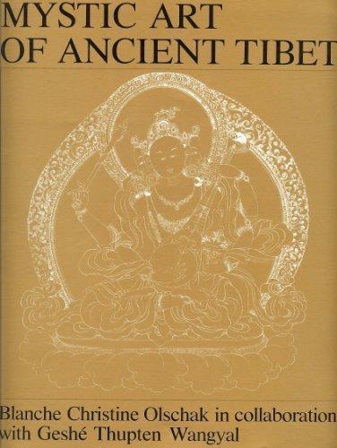 9780877734291: Mystic Art of Ancient Tibet