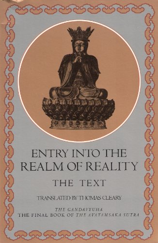 ENTRY INTO THE REALM OF REALITY: The Text: Cleary (trans), Thomas