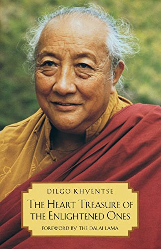 9780877734932: The Heart Treasure of the Enlightened Ones: The Practice of View, Meditation, and Action: A Discourse Virtuous in the Beginning, Middle, and End