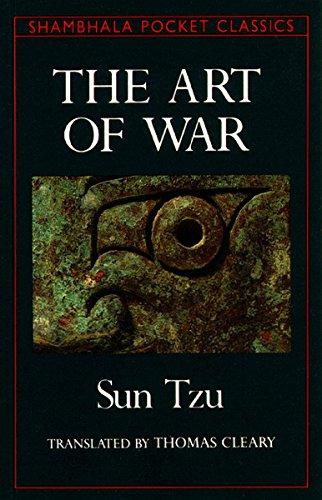 9780877735373: ART OF WAR - SUN TSU (PB) (Shambhala Pocket Classics)