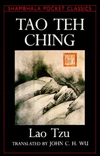 9780877735427: Tao Teh Ching