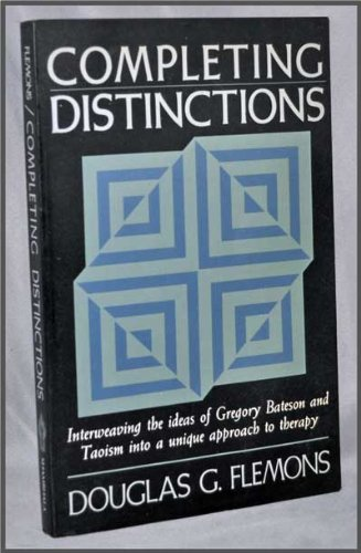 9780877735458: Completing Distinctions