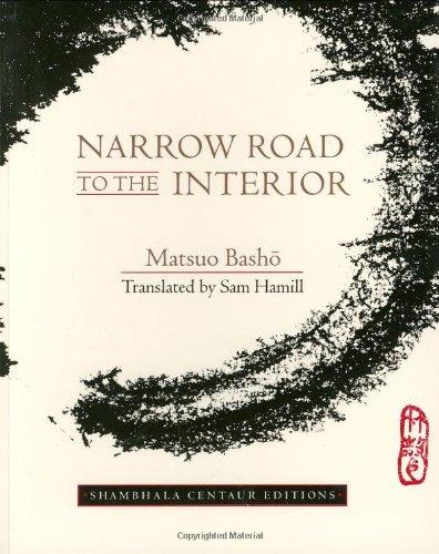 9780877736448: Narrow Road to the Interior (Shambhala Centaur Editions)