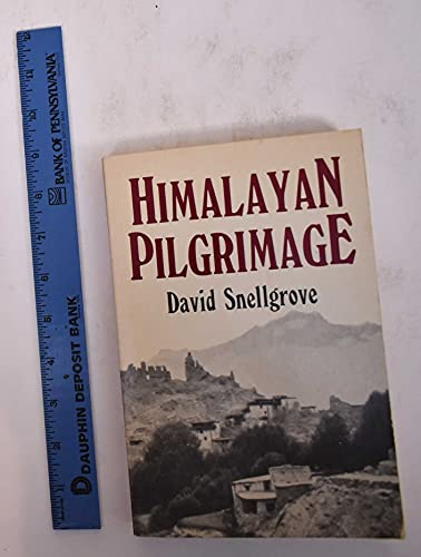 9780877737209: Himalayan Pilgrimage: A Study of Tibetan Religion by a Traveller Through Western Nepal