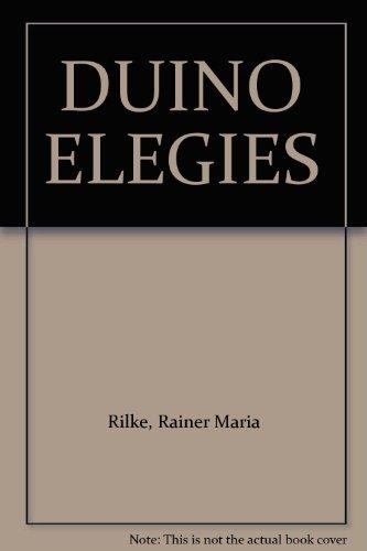 9780877738527: DUINO ELEGIES (Shambhala Pocket Classics)