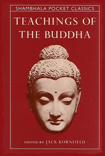 9780877738602: Teachings of the Buddha (Shambhala Pocket Classics)