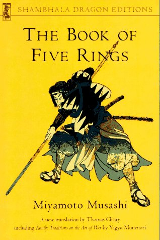 9780877738688: The Book of Five Rings (Shambhala Dragon Editions)