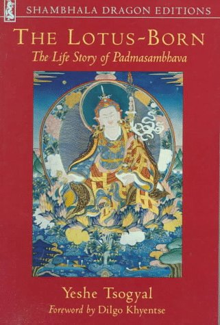 9780877738695: The Lotus-born: Life Story of Padmasambhava