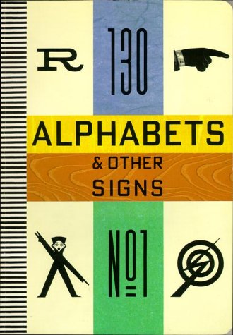 9780877738701: Alphabets and Other Signs