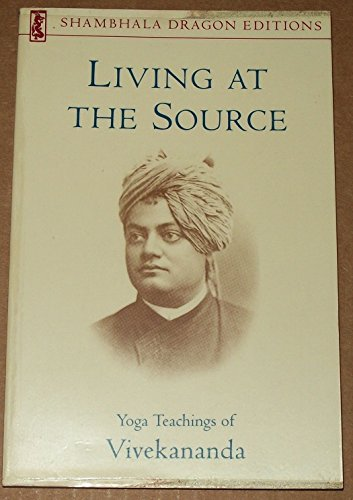 9780877738817: LIVING AT THE SOURCE (Shambhala Dragon Editions)