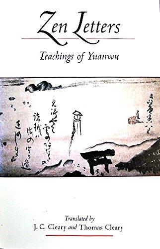 9780877739319: Zen Letters: Teachings of Yuanwu