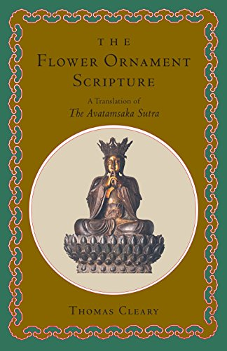 9780877739401: The Flower Ornament Scripture: A Translation of the Avatamsaka Sutra