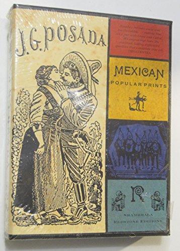 9780877739425: J.G. POSADA: Popular Mexican Prints (Shambhala Redstone Editions)