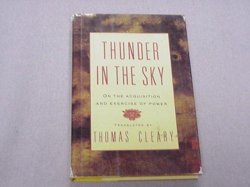 9780877739517: Thunder in the Sky