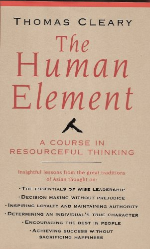 9780877739944: The Human Element: A Course in Resourceful Thinking