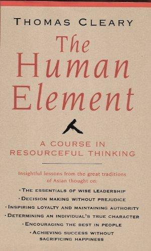 9780877739944: The Human Element