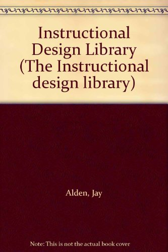 9780877781103: Instructional Design Library (The Instructional design library)