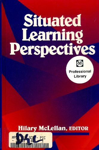 9780877782896: Situated Learning Perspectives