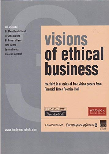 Visions of Ethical Business 3: Malcom McIntosh
