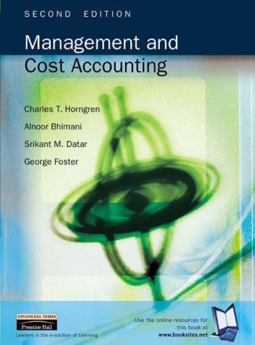 accounting horngren 9th edition chapter 2