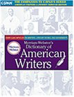 Merriam Webster's Dictionary of American Writers: Merriam-Webster