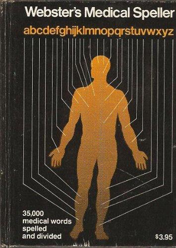 9780877790372: Webster's Medical Speller