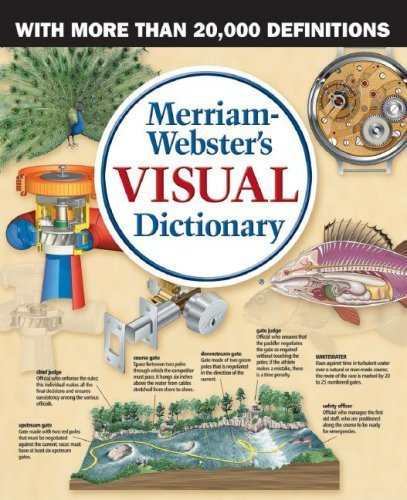 9780877790518: Merriam-Webster's Visual Dictionary