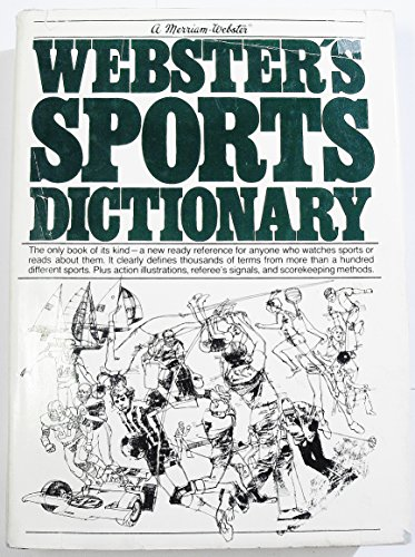 Webster's Sports Dictionary