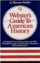 Webster's Guide to American History: A Chronological,: Charles; Mchenry Van