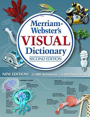 9780877791515: Merriam-Webster's Visual Dictionary, New Second Edition, hardcover
