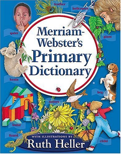 Merriam-Websters Primary Dictionary