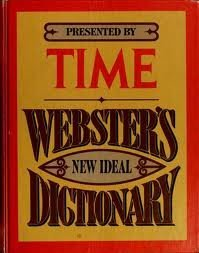 9780877792499: Webster's New Ideal Dictionary